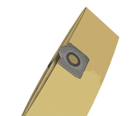 Staubsaugerbeutel Filtersack für Rowenta, Lavor, Hoover, Siemens, Aldi /FIF u.v.a. Kesselsauger