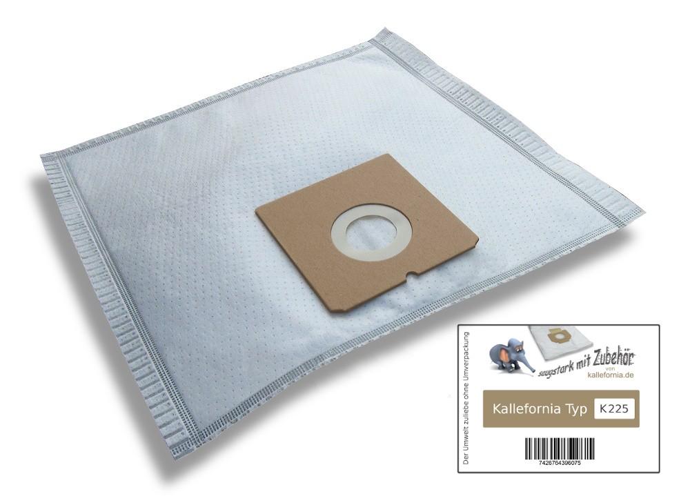 Staubsaugerbeutel Microvlies für viele Modelle verschiedener Hersteller