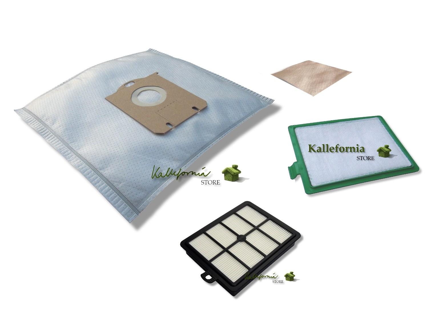 4 Staubsaugerbeutel Staubbeutel geeignet für AEG AP 4042 Ergo Classic ALLFLOOR