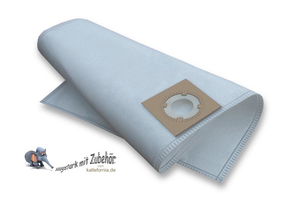Microvlies Staubsaugerbeutel Filtersäcke für Kärcher NT 700, 702